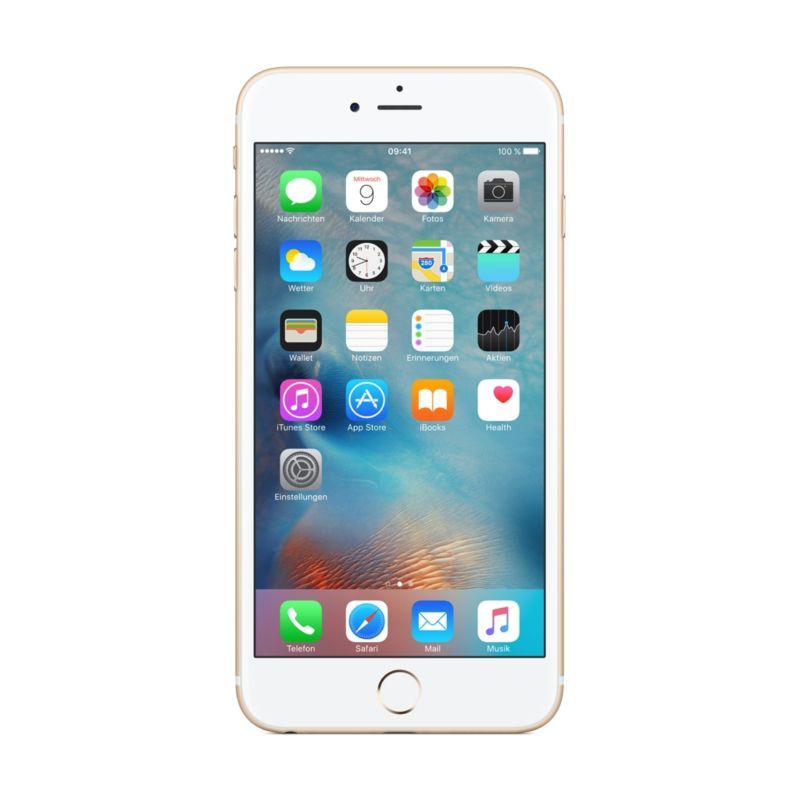 Apple iPhone 6s Plus 16 GB Space Gold MKU32ZD/A