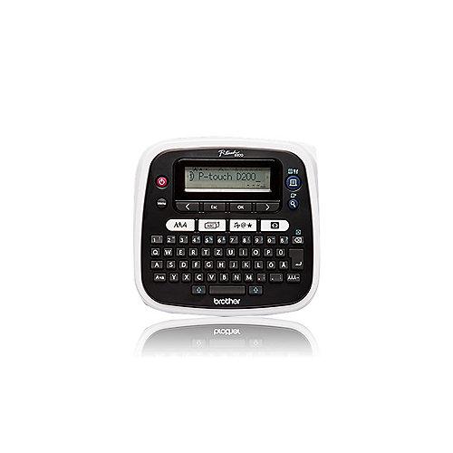 Brother P-touch D200BW Beschriftungsgerät | 4977766745192