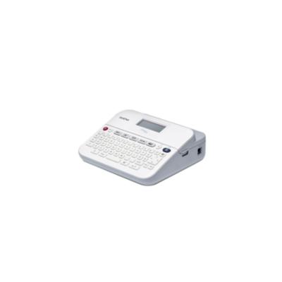 Brother  P-touch D400 Beschriftungsgerät Zifferblock Desktop Barcodedruck | 4977766752022