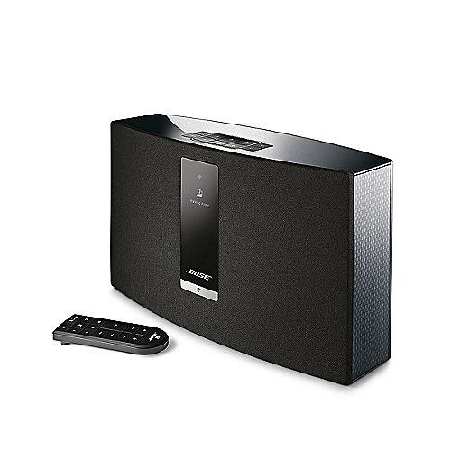 BOSE SoundTouch 20 III Schwarz Netzwerk Lautsprecher | 0017817694285