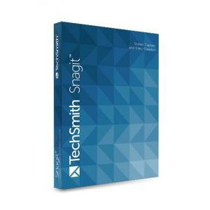 TechSmith SnagIt 12 Mac/Win ESD