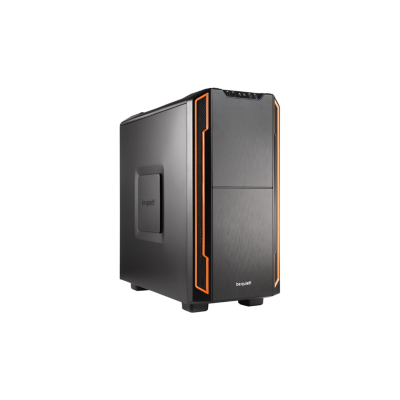 be quiet!  Silent Base 600 Orange Midi Tower Gehäuse ATX/mATX/Mini-ITX | 4260052184424