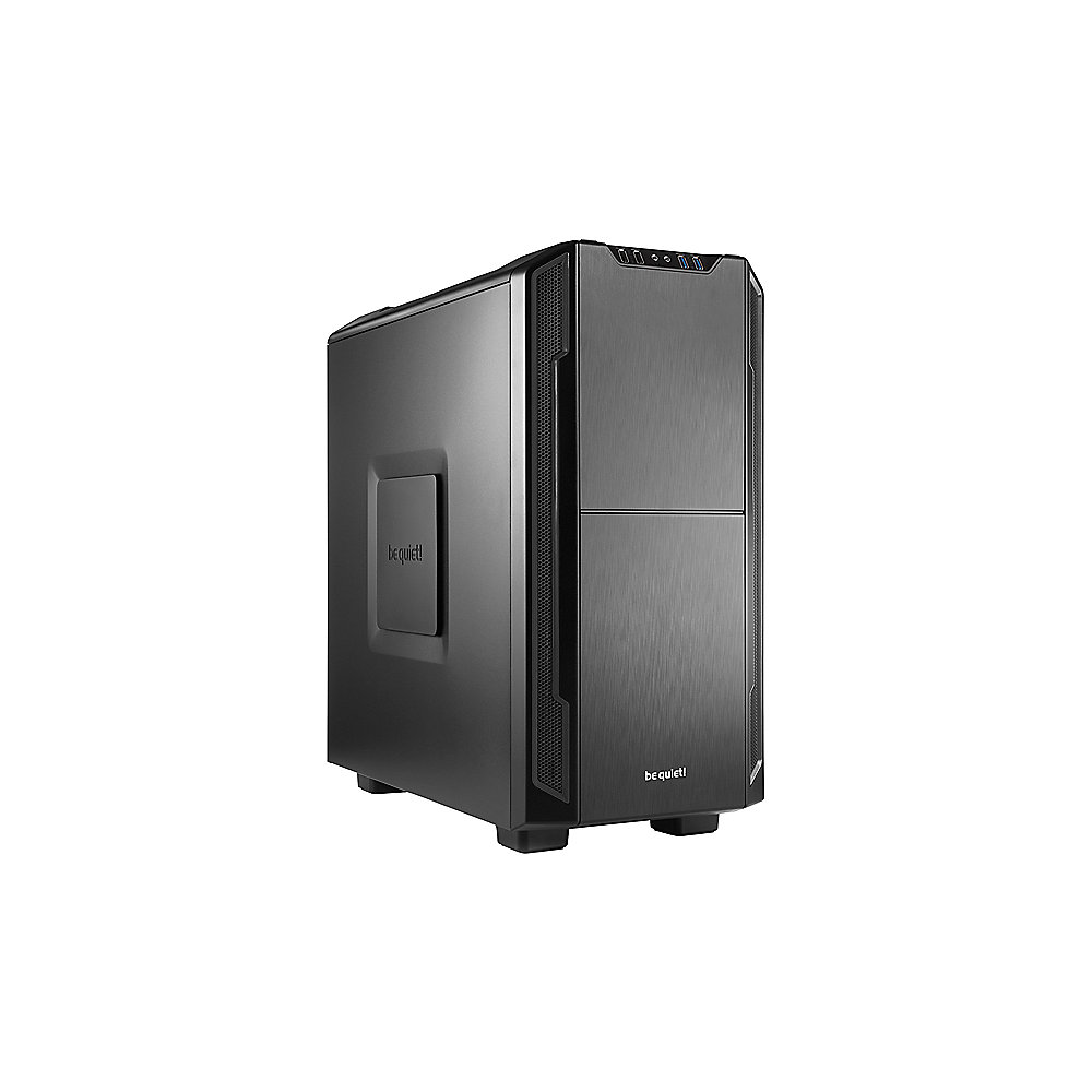 be quiet! Silent Base 600 Schwarz Midi Tower Gehäuse ATX/mATX/Mini-ITX