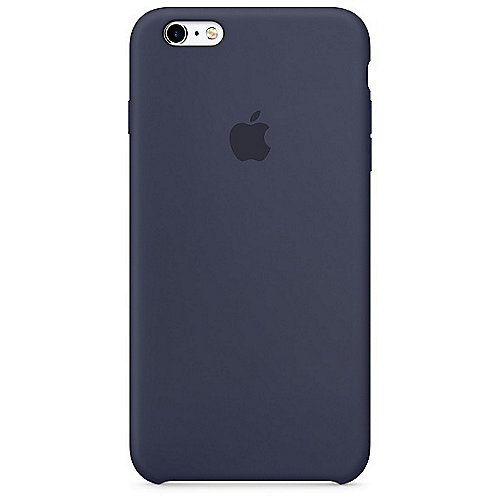 Apple Original iPhone 6s Silikon Case-Mitternachtsblau