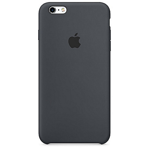 Apple Original iPhone 6s plus Silikon Case-Anthrazit