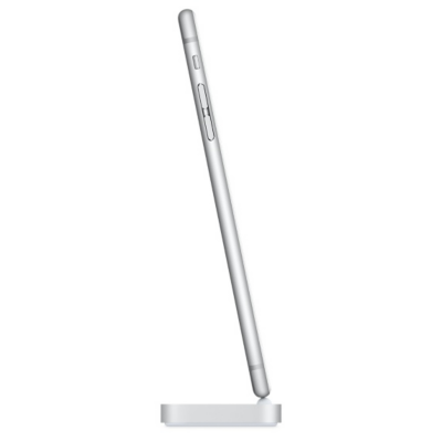 Apple  iPhone Lightning Dock Space-Silver | 0888462599405