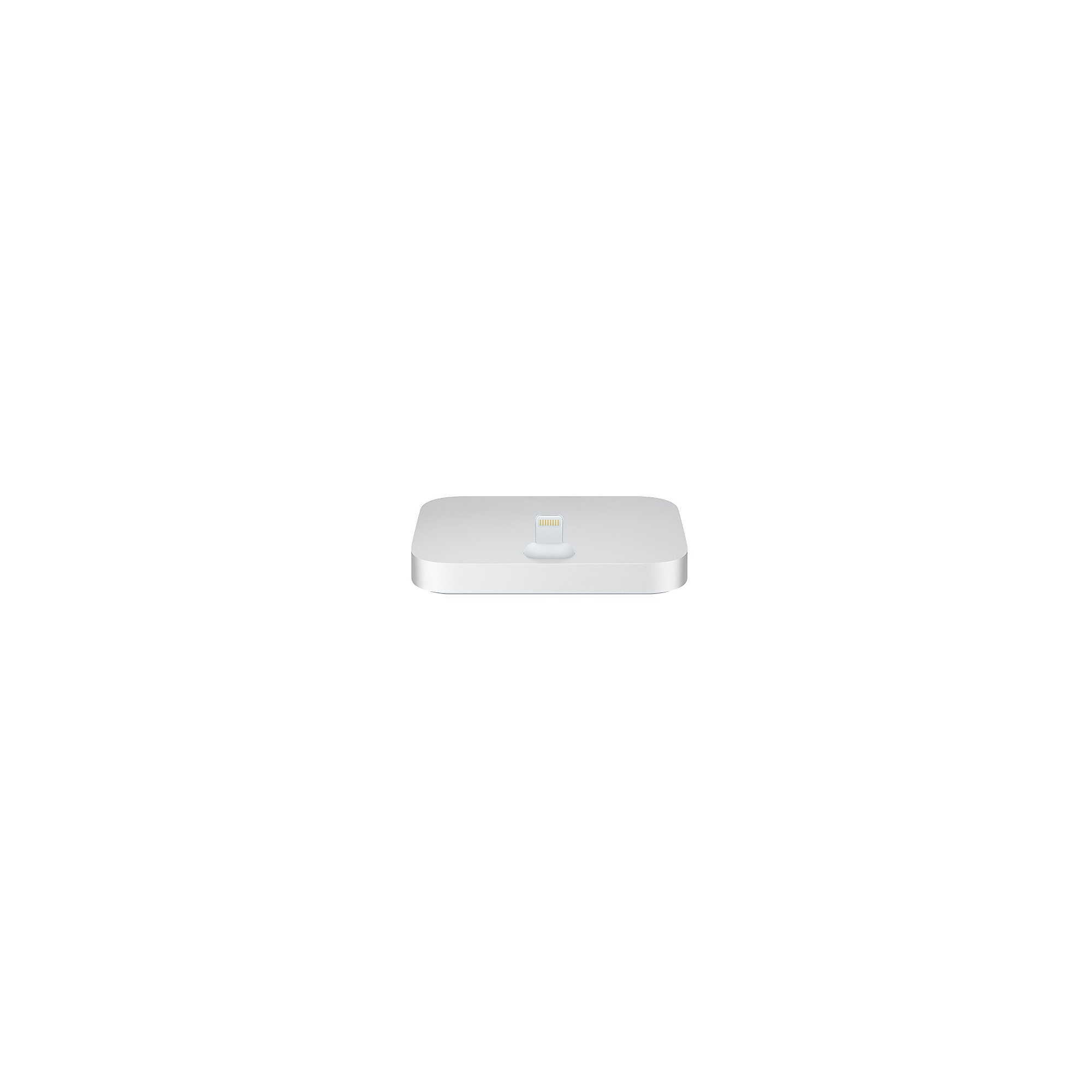 Apple iPhone Lightning Dock Space-Silver