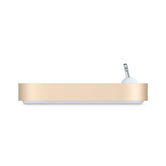 Apple iPhone Lightning Dock Gold