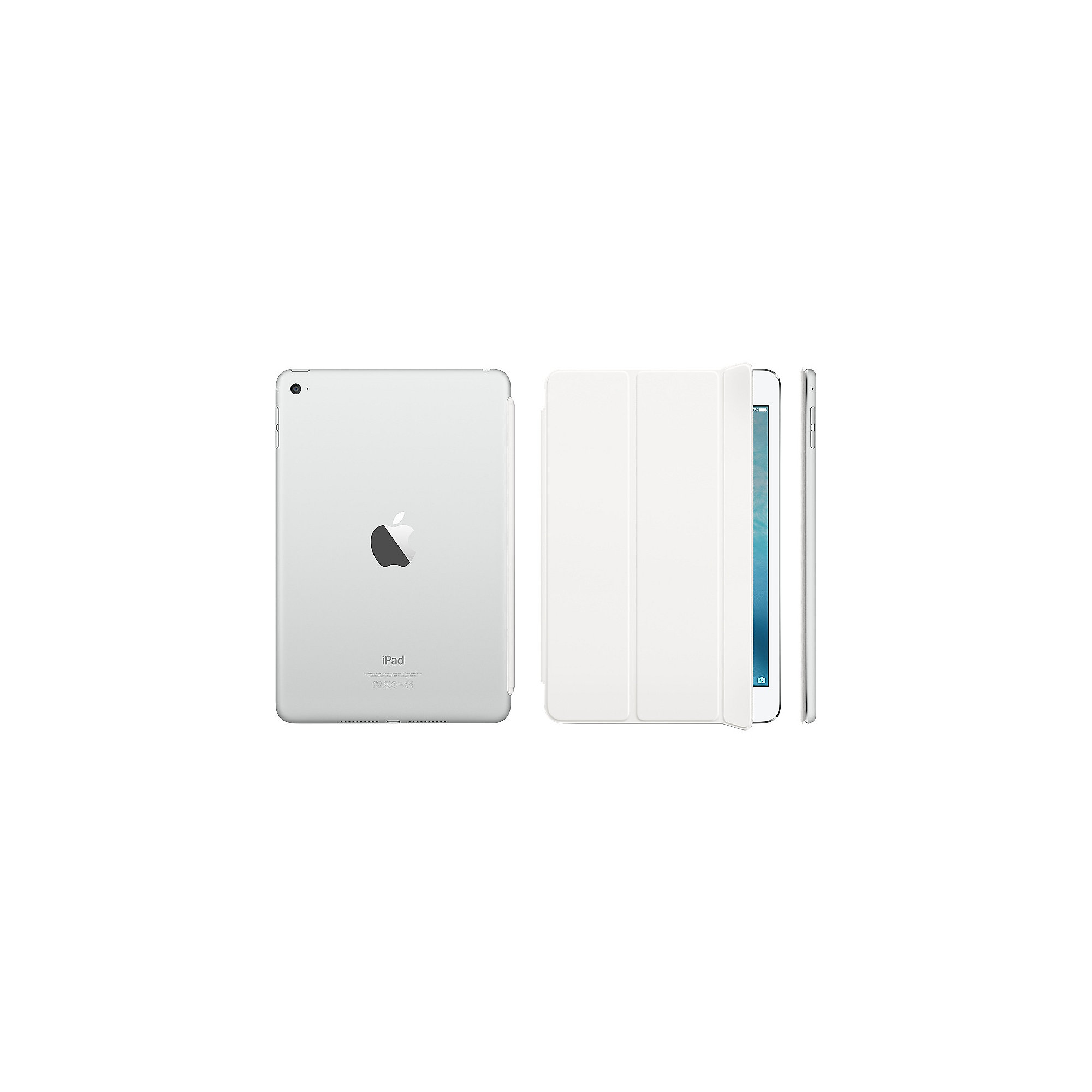 Apple Smart Cover für iPad mini 4 Weiß