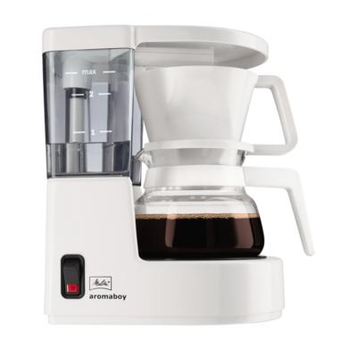 Melitta  Aromaboy 1015-01 Kaffeemaschine weiß | 4006508209538