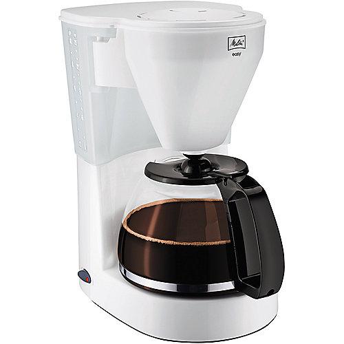 Melitta Easy 1010-01 Kaffeemaschine weiß | 4006508211128
