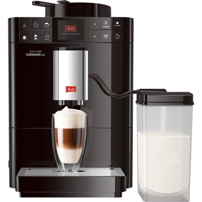 Melitta Caffeo Varianza CSP F57/0-102 Kaffeevollautomat Schwarz