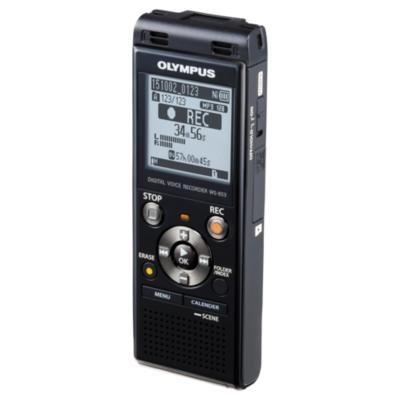 Olympus  WS-853 Schwarz (8GB) inkl. Tasche, Wiederaufladbare Ni-MH Akkus | 4545350049041