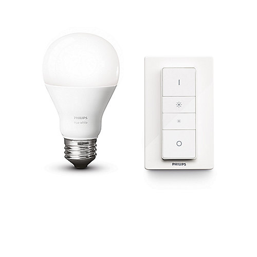 Philips Hue Wireless Dimming Kit - 1 x 10W A60 E27 + Dimmer