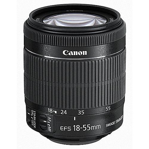EF-S 18-55mm f/3.5-5.6 IS STM Standard Zoom Objektiv | 4960999970295
