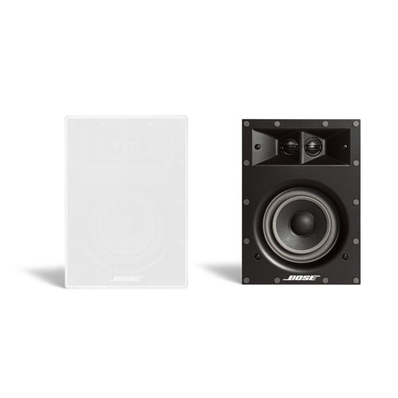 Bose Virtually Invisible 691 in-wall-Speakers, weiß