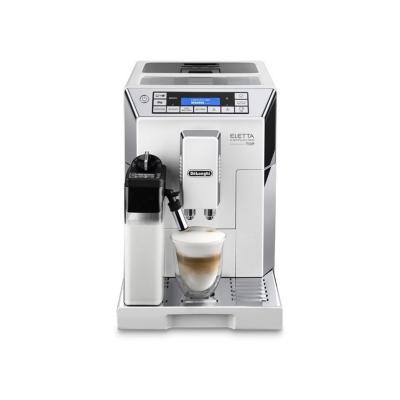 DeLonghi ECAM 45.766.W Eletta Cappuccino Hochglanz-Weiß
