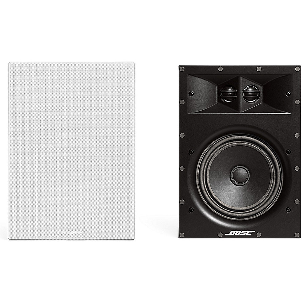 Bose Virtually Invisible 891 in-wall-Speakers, weiß