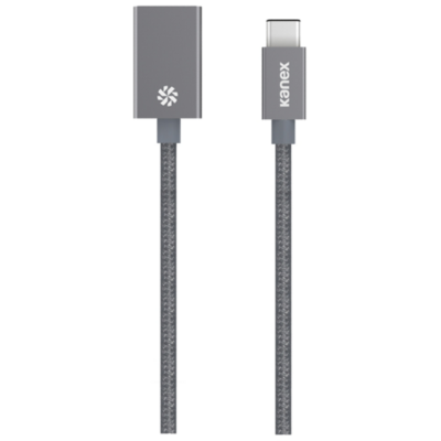 Kanex  USB-C auf USB 3.0 Adapter space grey | 0814556019535