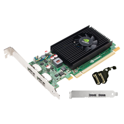 Pny  Quadro NVS 310 NVIDIA 1GB DDR3 PCIe 2xDP  Low Profile | 3536403345211