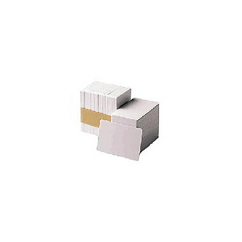 zebra 104523 111 500stk pvc karten wei cr 80 30mil cyberport. Black Bedroom Furniture Sets. Home Design Ideas