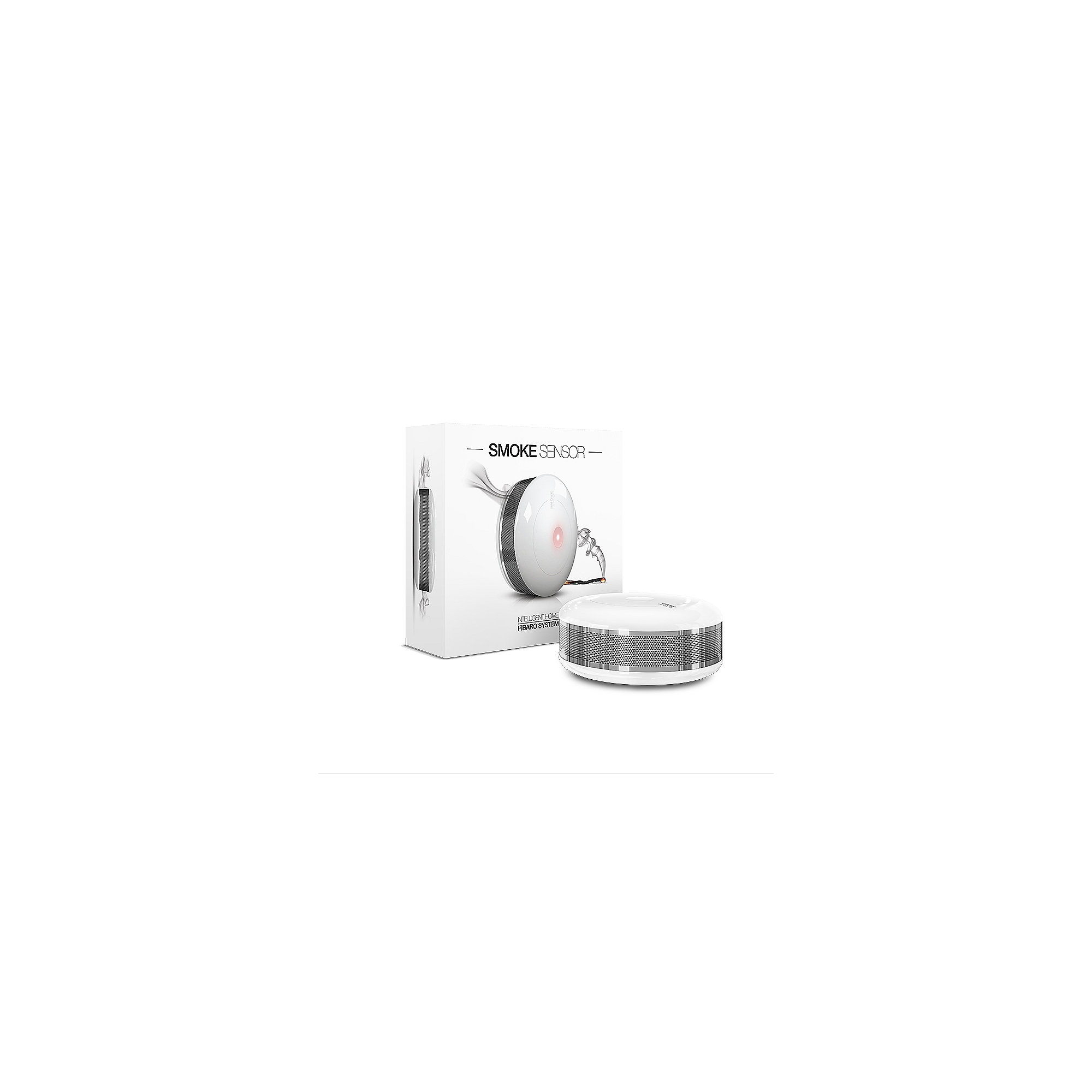 Fibaro Rauchwarnmelder - Z-Wave 2015 3er Bundle