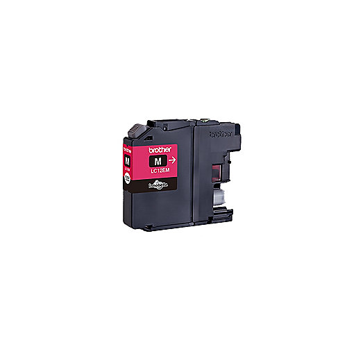 Brother LC-12EM original Druckerpatrone XL Magenta 1.200 Seiten MFC-J6925DW | 4977766748445