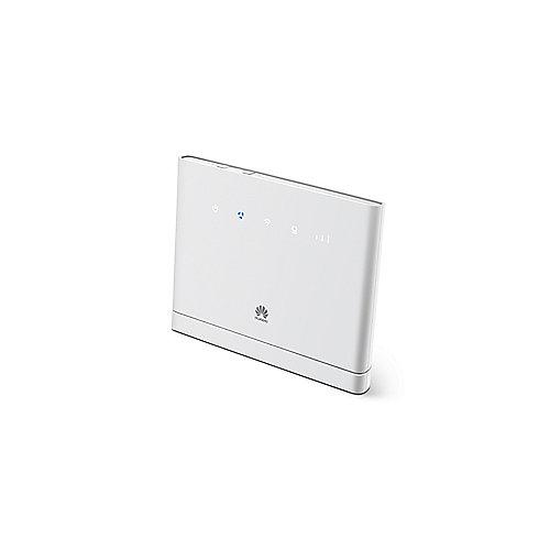 Huawei B315s-22 3G 4G Wifi LTE Cat4 Router 150MBit/s WLAN weiss   6901443054947