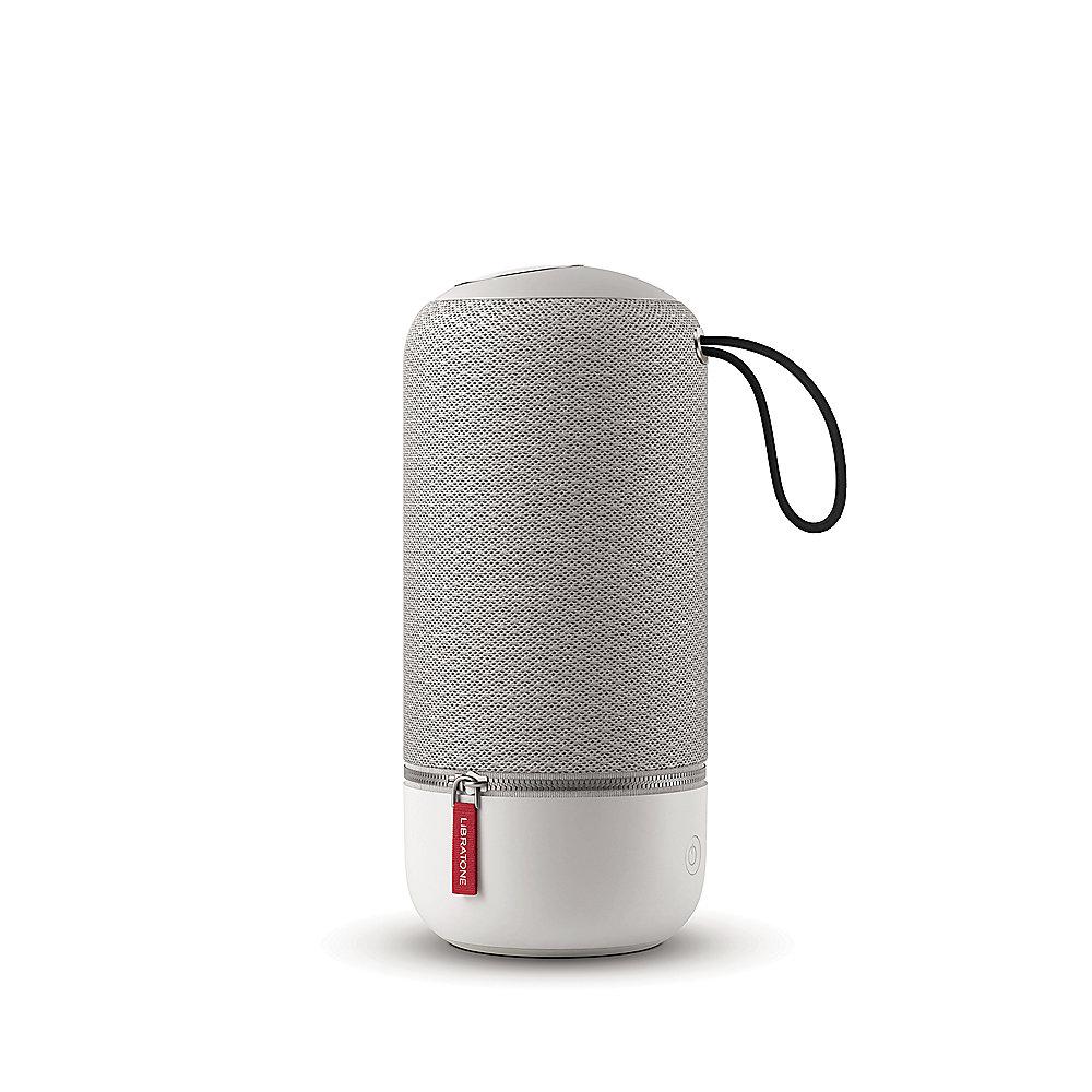 libratone zipp mini wireless lautsprecher bt dlna airplay multiroom hellgrau cyberport. Black Bedroom Furniture Sets. Home Design Ideas