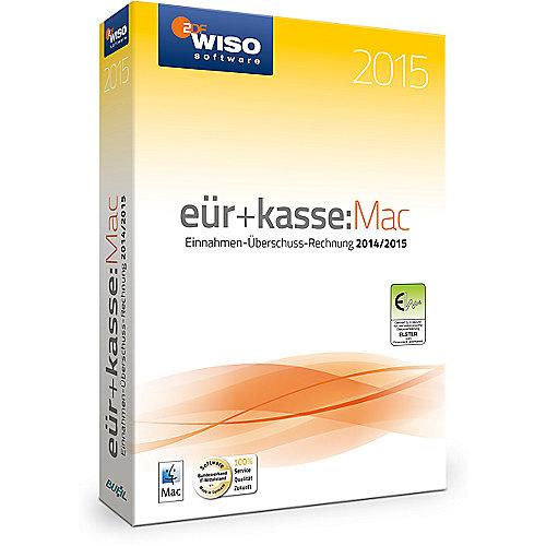WISO EÜR & Kasse:Mac 2016 jetztbilligerkaufen