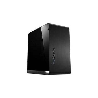 Cooltek  Jonsbo UMX3 Midi Tower mATX Gehäuse mit Seitenfenster, USB3.0,  schwarz | 4250140370556