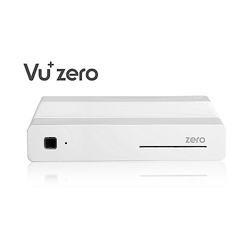 VU+ ZERO 1x DVB-S2 Tuner Full HD 1080p Linux Re...