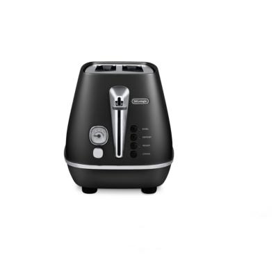 Delonghi  DISTINTA CTI 2103.BK 2-Schlitz-Toaster Elegance Black   8004399761735