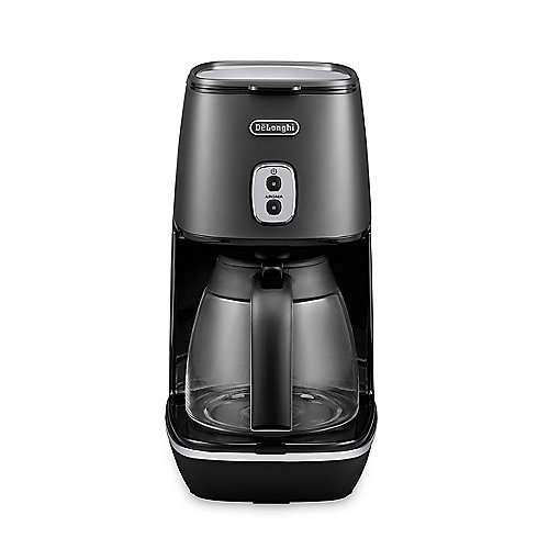DeLonghi DISTINTA ICMI 211.BK Filterkaffeemaschine Elegance Black | 8004399328891