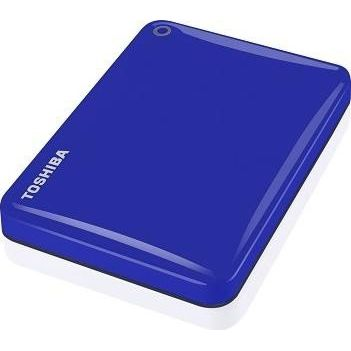 Toshiba Canvio Connect II USB3.0 1TB 2.5Zoll blau