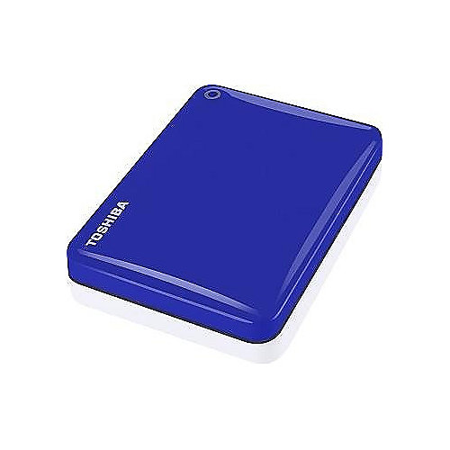 Toshiba Canvio Connect II USB3.0 2TB 2.5Zoll blau