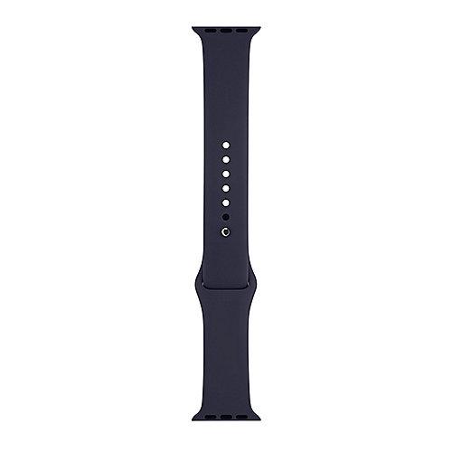 Apple Watch 38mm Sportarmband Mitternachtsblau MLKX2ZM A