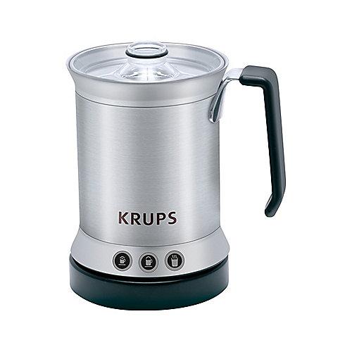 Krups XL 2000 Ultrakompakter Milchaufschäumer Edelstahl | 0010942207566