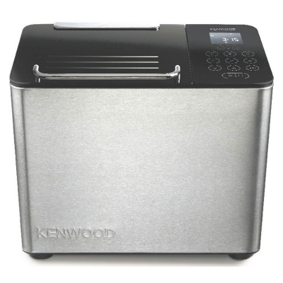 Kenwood BM 450 Umluft-Brotbackautomat schwarz/silber
