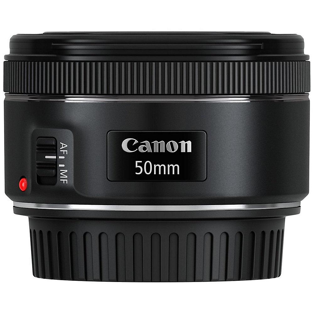 Canon EF 50mm f/1,8 STM Portrait Objektiv ++ Cyberport