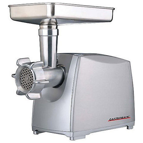 Gastroback 41408 Design Fleischwolf Pro M (2.000 Watt) | 4016432414083