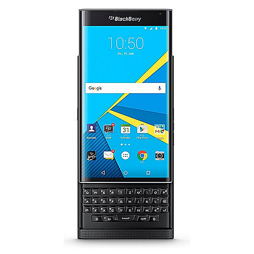 PRIV by BlackBerry black Android Smartphone