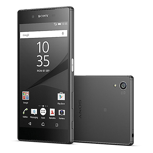 Sony Xperia Z5 black Android Smartphone