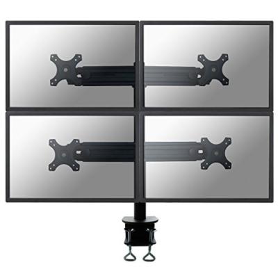 Digitus NewStar FPMA-D700D4 Tischhalterung für 4 Monitore   8717371442491