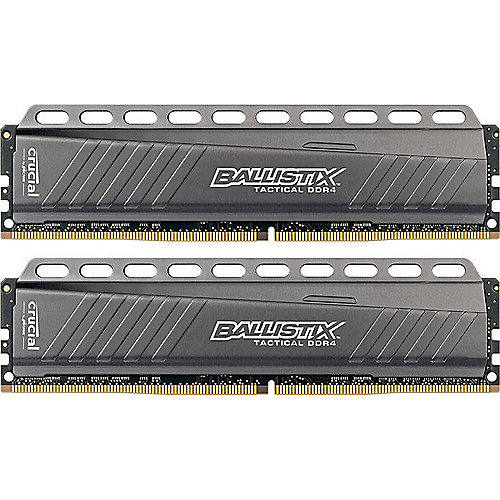 8GB (2x4GB) Crucial Ballistix Tactical DDR4-2666 CL16 RAM - Kit