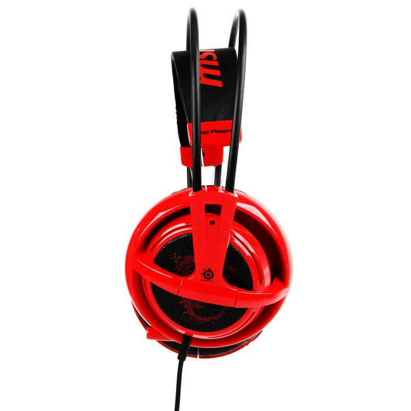 MSI Steelseries Siberia V2 Headset-MSI Gaming Edition