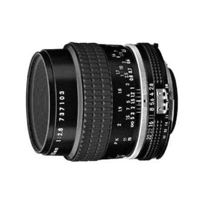 Nikon  Micro Nikkor 55mm f/2.8 Makro Festbrennweite Objektiv   0018208014422