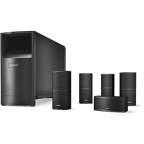 BOSE Acoustimass 10 Serie V Home Cinema Speaker System - schwarz