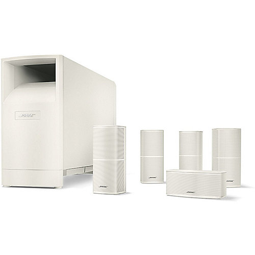 BOSE Acoustimass 10 Serie V Home Cinema Speaker System - weiß