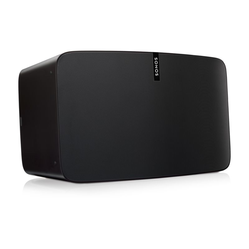 Sonos PLAY:5 (schwarz) I Ultimative Multiroom Smart Speaker für Music Streaming